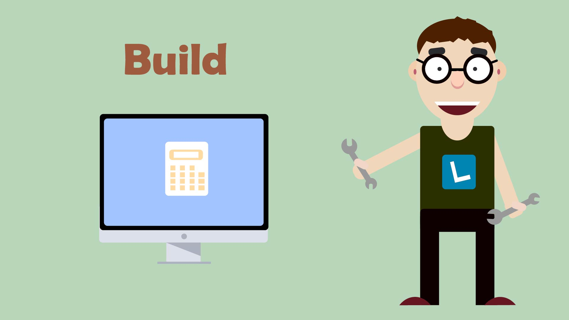 1. Learn How To Build Your First Calculator